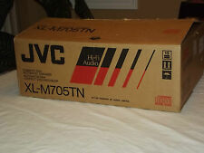 JVC XL-M705TN Stereo Compact Disc CD Player  NEW In Box MADE IN JAPAN