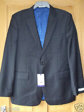 "Chester Barrie Pick & Pick Tailored Fit Men's Suit Jacket 42"" 42R Charcoal  £225"