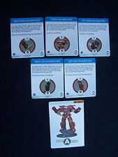 Marvel heroclix Nicky FURY AGENT DU BOUCLIER-hulkbuster MK II-Complète Chaser