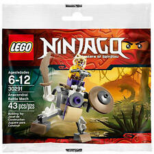 "LEGO 30291 NINJAGO Master Of Spinjitzu  "" ANACONDRAI Battle Mech "" - Hot Item"