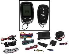 New Prestige APS997E 2-Way LCD Remote Start & Car Alarm System Replaces APS997C