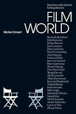 Film World: The Director's Interviews (Talking Images), Ciment, Michel