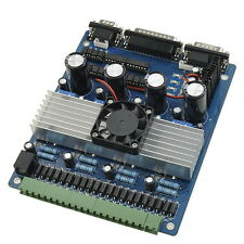 4 Axis CNC Stepper Motor Driver Board Controller 4 Engraving Machine 3.5A TB6560