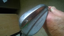Dunlop Tour Special Forged Steel 60 Degree Lob Wedge Steel Shaft vgc
