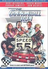 THE CANNONBALL RUN PART 1 Burt Reynolds, Roger Moore, Dean Martin NEW UK R2 DVD