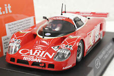 SLOT IT SICA28C NISSAN R90V SUZUKA 1990 NEW 1/32 SLOT CAR CARRERA DIGITAL READY