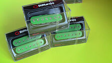 DiMarzio Blaze 7 Pickup Set Verde Brand New Universe Steve Vai UK SELLER II UV