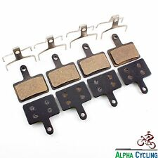 Disc Brake Pads For Tektro Aquila, Auriga Pro, Draco WS, Gemini, HD330. 4 Pr, RE