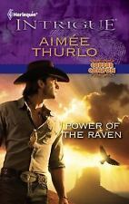 Power of the Raven (Harlequin Intrigue Series)