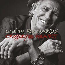 KEITH RICHARDS - CROSSEYED HEART: CD ALBUM (Friday September 18th 2015)
