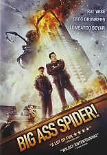 Big Ass Spider (DVD) Greg Grunberg, Clare Kramer NEW