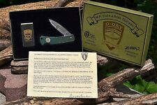 Case XX Pocket Knife Zippo Money Clip - D-DAY Normandy 50th Anniversary Limited