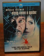 Along Came a Spider  DVD Morgan Freeman, Michael Wincott, Monica Potter