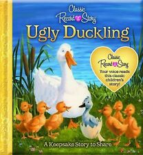 Classic Record a Story: The Ugly Ducking, Editors of Publications International