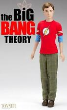 """Tonner Doll Co The Big Bang Theory 17"""" Action Figure Sheldon Cooper Jim Parsons"""