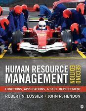 Human Resource Management : Functions, Applications, and Skill Development by...