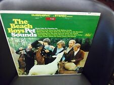 The Beach Boys Pet Sounds LP Capitol Records VG+ & EX [Brian Wilson] DT 2458