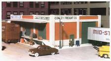 THE CARSON ST. RAIL/TRUCK TERMINAL KIT-CITY CLASSICS HO-SCALE - MANY OTHER USES!