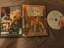 Rumble in the Bronx de Stanley Tong avec Jackie Chan, DVD, Action/Kung-Fu