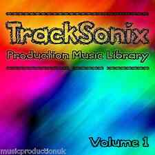 Music CD - Music for YouTube, Film, Television, Advertising, Gaming