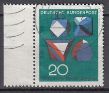 BRD 1968 MER. n. 547 timbrato con bordo pagina LUSSO!!! (21549)