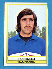 CALCIATORI PANINI 1973-74 - Figurina-Sticker n. 272 - ROSSINELLI - SAMPDORIA-New