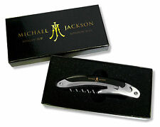MICHAEL JACKSON - WINE OPENER IN COLLECTIBLE BOX NEW OFFICIAL LONDON O2