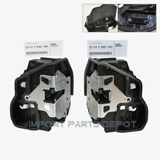 BMW Front Door Lock Actuator Mechanism Left & Right Genuine OE 143/146 (2pcs)