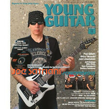 Young Guitar Sep/09 Joe Satriani Mr.Big Paul Gilbert Chickenfoot Takasaki
