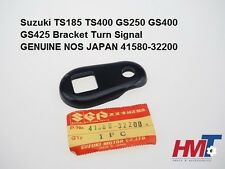 Suzuki TS185 TS400 GS250 GS400 GS425 Bracket Turn Signal GENUINE NOS 41580-32200