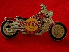 HRC Hard Rock Cafe Puerto Vallarta Red Harley Fat Boy Motorcycle