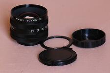NIKON EL NIKKOR 135MM F/5.6 Enlarging Lens