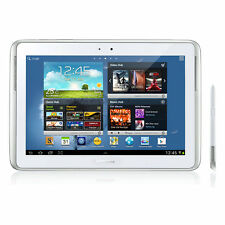 Samsung Galaxy Note 10.1in GT-N8000,16GB, White, 3G & Wi-Fi, Quad Core Tablet AU