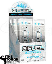 GAMMA LABS - G FUEL MYSTERY FLAVOR 20 STICKS - ENERGY FORMULA