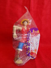 "NEW! ONE PIECE LUFFY Figure 4"" 10cm McDonald's JAPAN GIFT JAPANESE MANGA UK"