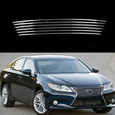 Front Lower Grill Grille Cover Trims Metal For Lexus ES350 2013-2014
