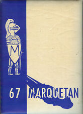 Yakima Marquette Catholic High School Yearbook 1967