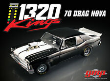 GMP 1/18 1970 1320 Kings Chevrolet Blown Drag Nova Diecast Car 18808 LTD