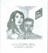 WILLIS EARL BEAL Acousmatic Sorcery 2012 UK vinyl LP + booklet