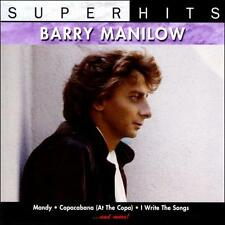 Super Hits by Barry Manilow (CD, Apr-2011, BMG (distributor)) Brand New