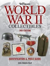 World War II Collectibles : Identification and Price Guide 3rd * FREE SHIP