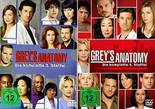 Grey's (Greys) Anatomy - Die komplette 3. + 4. Staffel               | DVD | 273