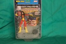 Marvel Legends M.O.D.O.K. BAF Series Spider-Woman (2006)