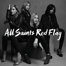 ALL SAINTS RED FLAG CD ALBUM (Released April 8th 2016)