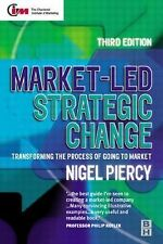 Market Led Strategic Change (Chartered Institute of Marketing)