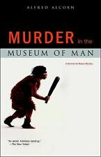 Murder in the Museum of Man: A  Norman de Ratour Mystery-ExLibrary
