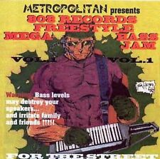 Various: Freestyle Bass Jam Vol 01  Audio Cassette