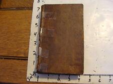 vintage book: THE WORKS OF ALEXANDER POPE, EFQ. VOL. 2, 1787
