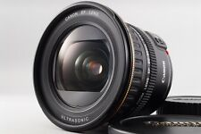 Near MINT Canon EF 20-35mm F3.5-4.5 USM Wide Angle Zoom with Case frm Japan a144