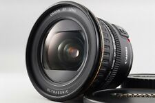 Near MINT Canon EF 20-35mm F3.5-4.5 USM Wide Angle Zoom w/ Case from Japan a144